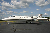 Lear 35 Air Ambulance Medical Jet of Choice